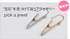 ���Ф򸫤Ĥ����������������꡼��pick a jewel��
